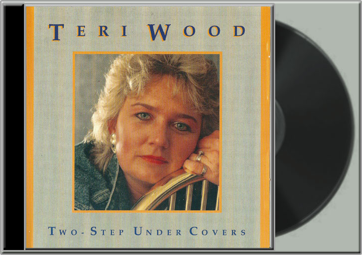 Teri Wood - Two-Step Under Covers Album Cover