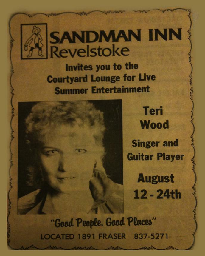 Teri Wood Sandman Inn